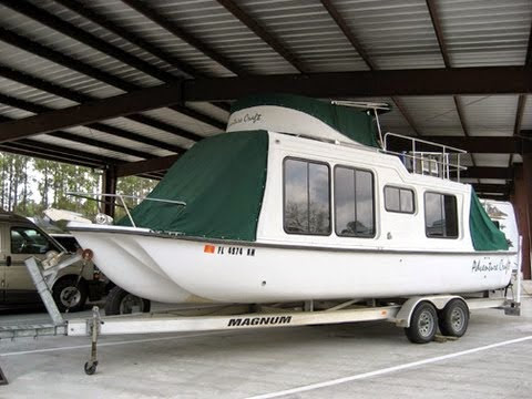 Sold ac 39 s for Used adventure craft 28