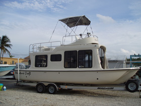 Home for Used adventure craft 28