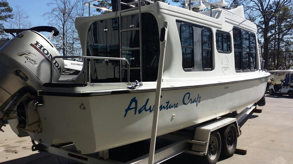 99 ac for sale p for Used adventure craft 28