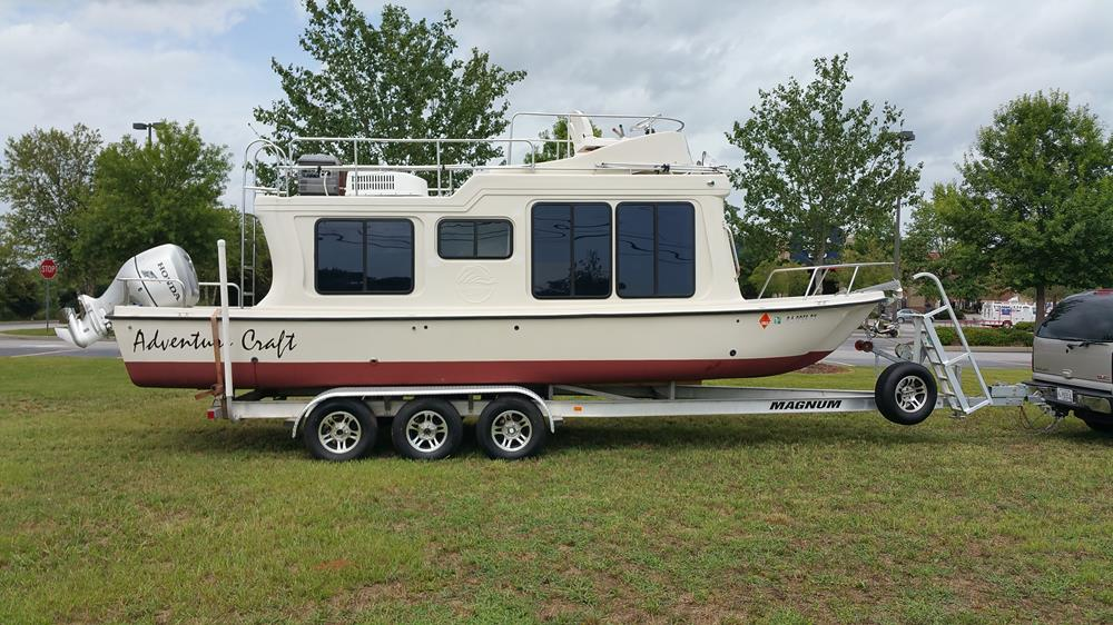 2008 Adventure Craft